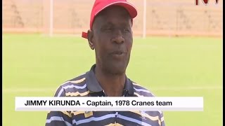 Veterans of 1978 Uganda Cranes team look to Comoros match with optimism