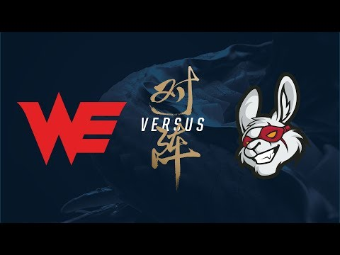 WE vs. MSF | Group Stage Day 2 | 2017 World Championship | Team WE vs Misfits Gaming