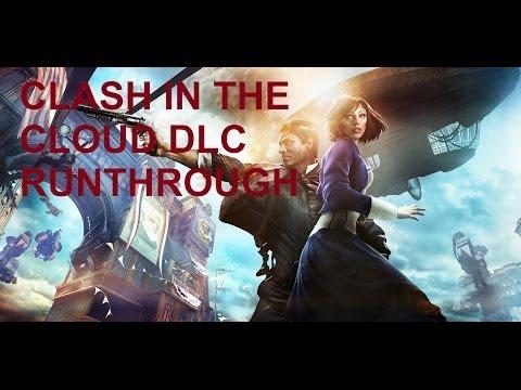 Bioshock Infinite Clash In The Clouds Runthrough!  