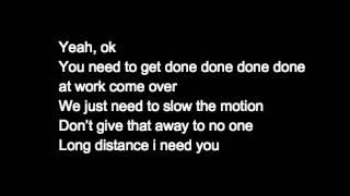 Rihanna feat. Drake - Work lyrics