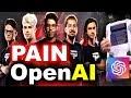 PAIN Vs OpenAI HUMANS Vs AI AMAIZING SHOWMATCH TI8 DOTA 2 mp3