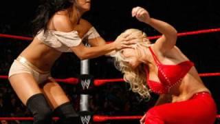 WWE Superstars: Gail Kim vs. Jillian - Divas Championship