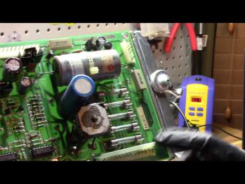 Repair - Williams Power Supply Rebuild