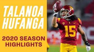 Football - Talanoa Hufanga 2020 Highlights
