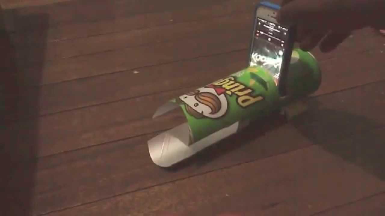Pringles Kaiutin