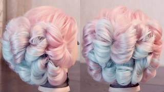 17 уроков - Необычные косы и прически - Hairstyles tutorials compilation (time 39:23) by REM
