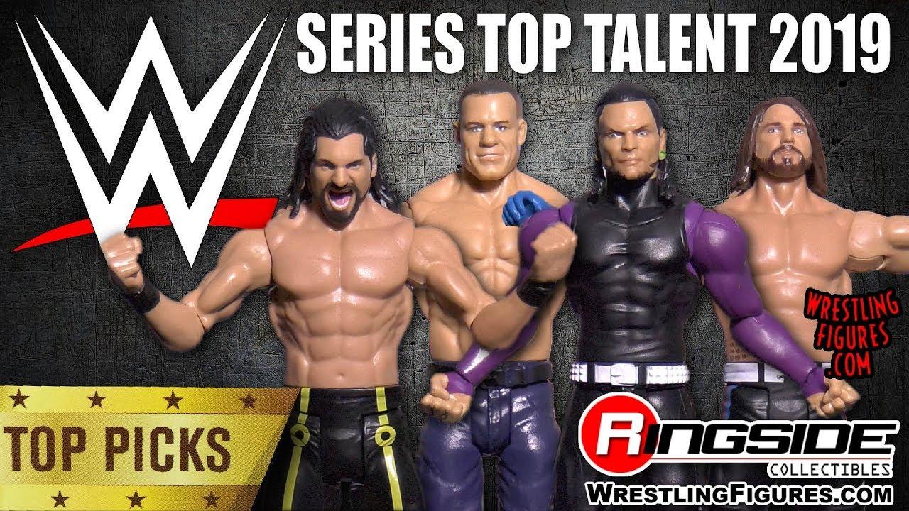 WWE Mattel Braun Strowman Top Talent 2019 Series Basic Figure