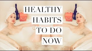 My Top 10 Acts Of Self Care | Healthy Habits | Aja Dang
