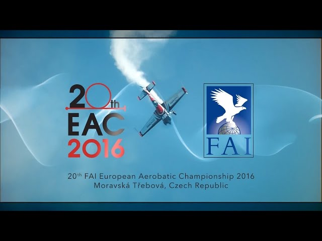 EAC 2016 DAY 1 - ME v akrobacii 2016 DEN 1 (www.airzone.tv)