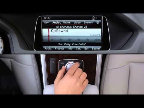 SiriusXM All Access Package    Mercedes Benz Satellite Radio