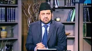 A non Ahmadi caller wishes to accept Ahmadiyyat
