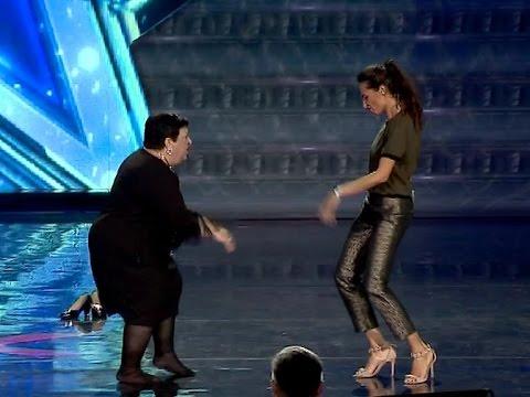Georgia got a talent -  Lamara Xuroishvili