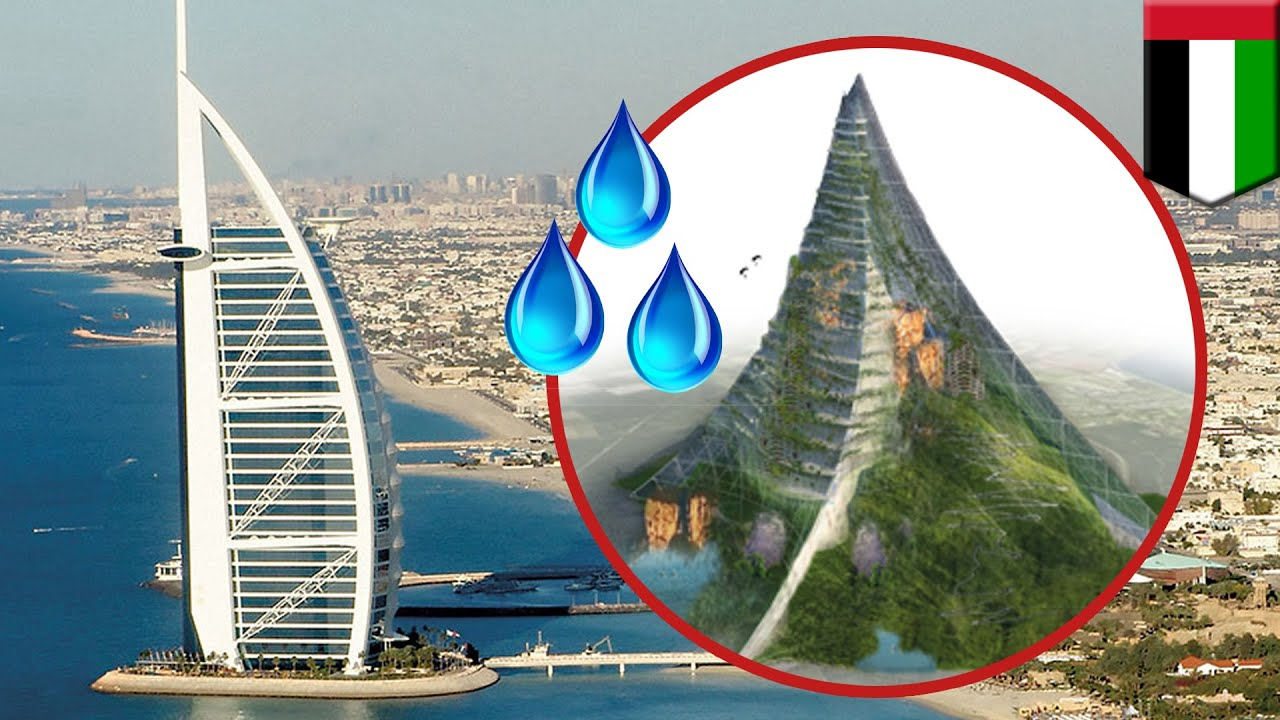 Middle East water crisis: UAE plans man-made mountain to increase ...