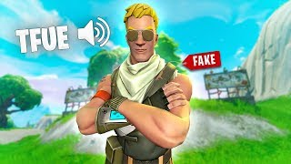 Guy sounds EXACTLY like Tfue in random squads