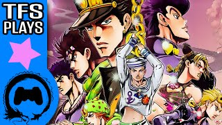 JOJO EYES OF HEAVEN - TFS Plays - TFS Gaming