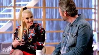 Gwen and Blake - Over and over again
