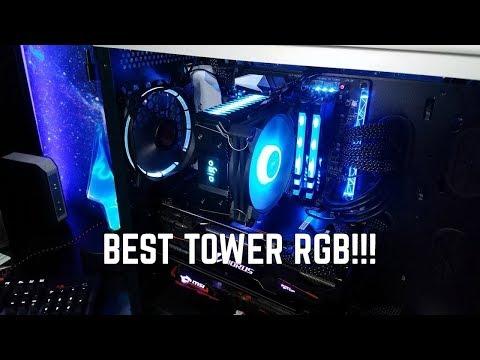 Aigo Icy K4 RGB CPU Cooler Review