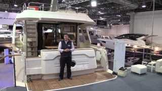 Greenline 48 Hybrid from Motor Boat & Yachting