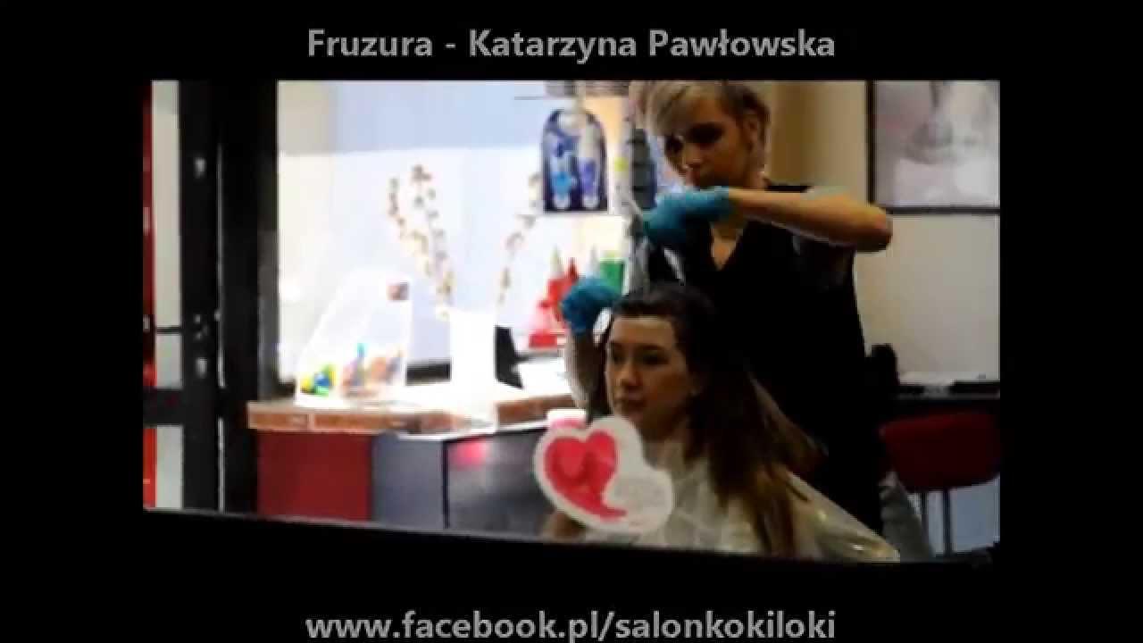Metamorfoza Karoliny K W Salonie Fryzjerskim Koki Loki W Opolu