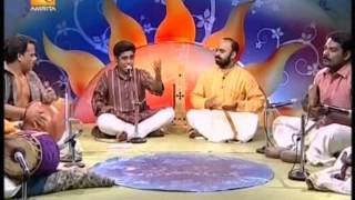 Ajith Namboodiri Arjun B Krishna 02 Abhogi Nannubrovuni Thyagarajar