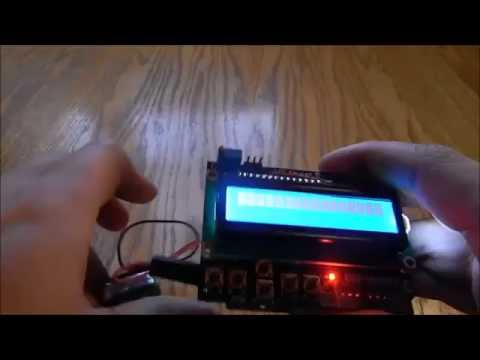 11 Games found around the internet adapted to work with the Arduino LCD Keypad Shield.
