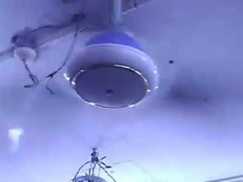 Rechargeable Ceiling Fan Youtube