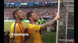 Download Video CinoFajrin. Messi Neymar MP3 3GP MP4