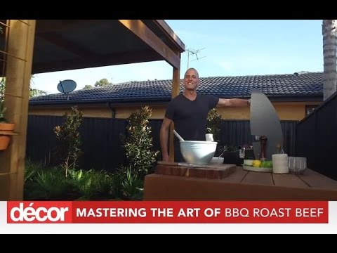 How To Roast Beef Using The Decor Cook Oil Sprayer Youtube