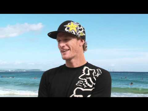 Quik Pro 2011 News - World First at Quiksilver Pro with Surfers Speed Monitored by GPS