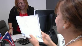 Puerto Rico vital records office opens