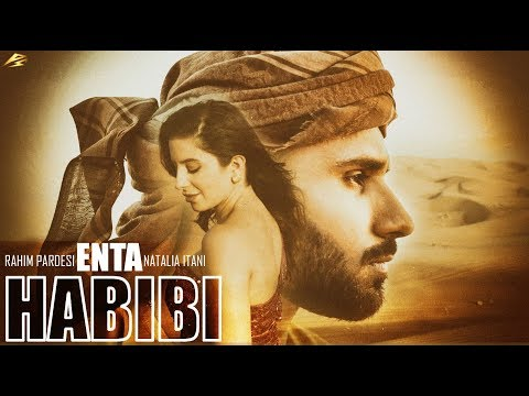 ENTA HABIBI | Rahim Pardesi Ft Natalia Itani ( OFFICIAL SONG ) | PS Records