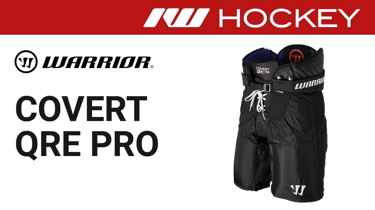 Warrior Covert QRE Pro Ice Hockey Pants - Ice Warehouse