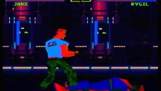 FX Fighter Turbo (OLD VERSION) PC Playthrough - NintendoComplete