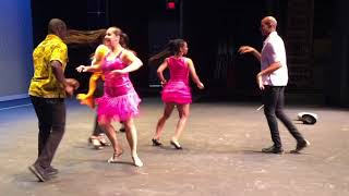 DanceInTime World Dance and Cuban Salsa Performances