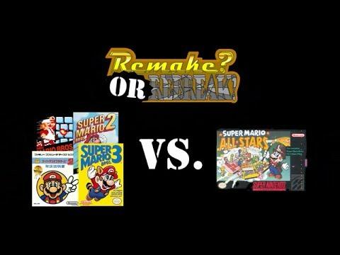 ROR: Super Mario All Stars Review