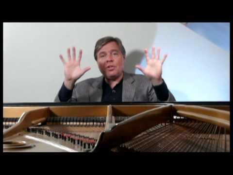 How to Play Piano - Finger Techniques - Piano Playing Techniques