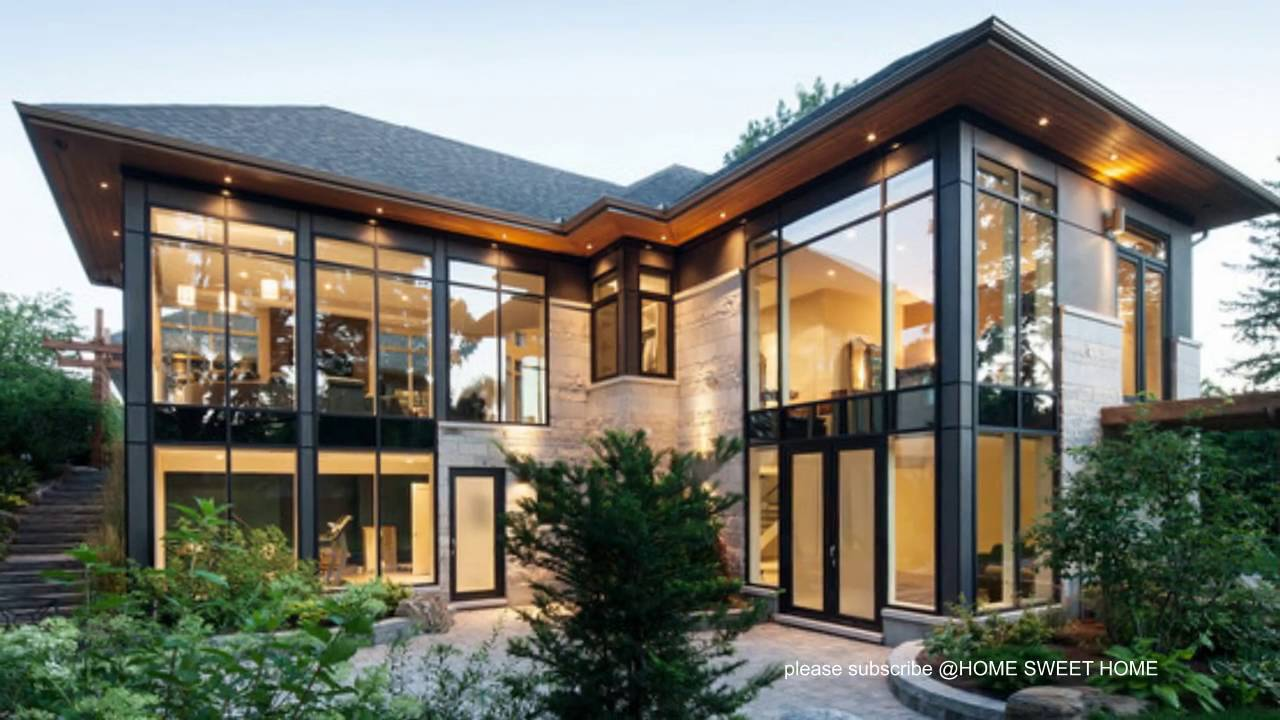 80 Best Amazing Exterior Home Design Ideas To Build Your Own Dream Home #3    YouTube