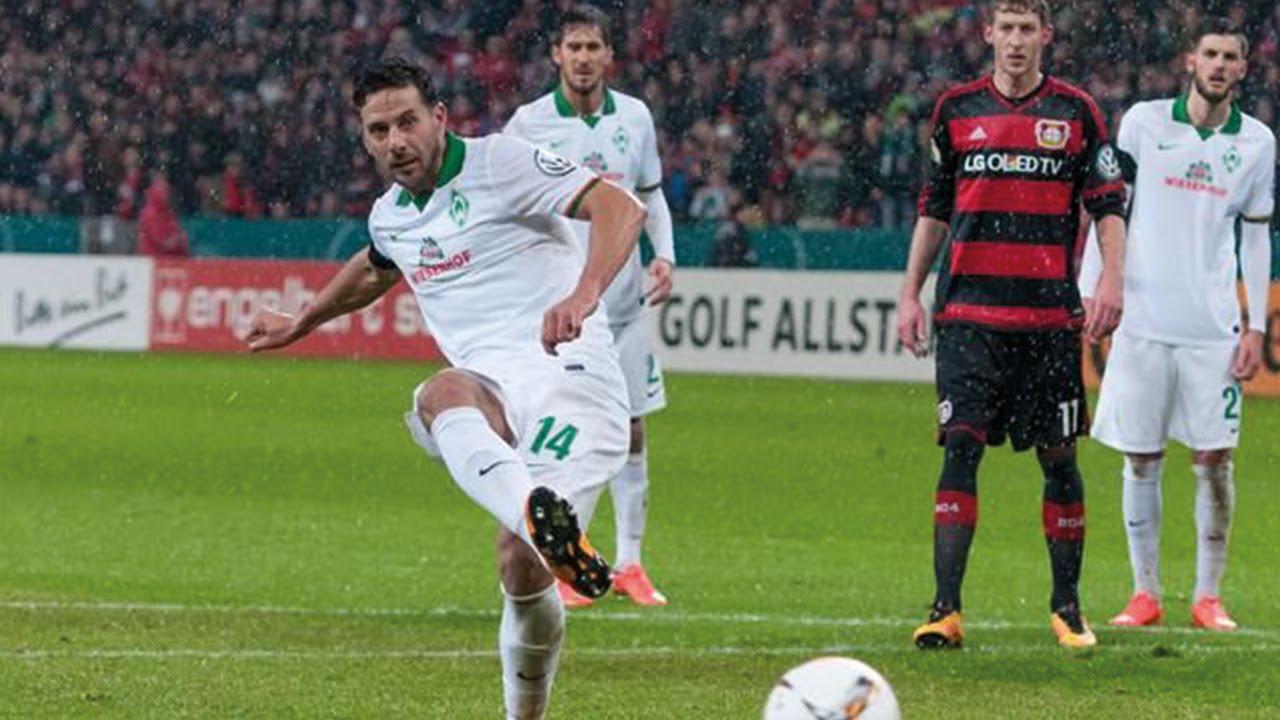 Werder Bremen Alle Tore Im Dfb Pokal 20152016 Tomjamin Youtube