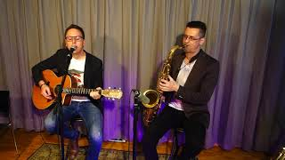 Pop Cover This ring - Lean on me - I`m not the only one (Ronny & Mario Kohler - acoustic cover)