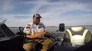 Jeremy Lawyer on the KP Pow-R Finesse Jig