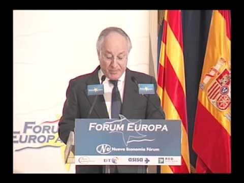 Fórum Europa con Juan María Nin