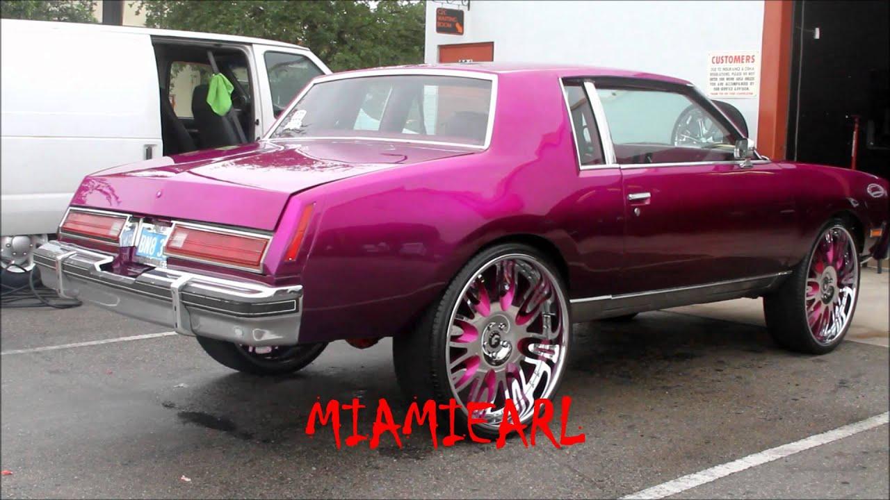 Candy Purple 80 Buick Regal On 26 Quot Forgiato Ovale C2c