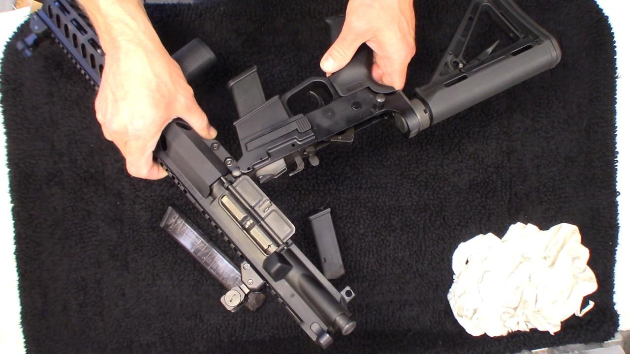 PSA AR 9mm