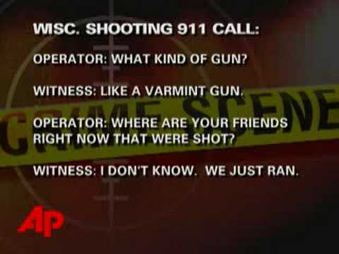 911 Calls Released From Deadly Wisc. Shooting