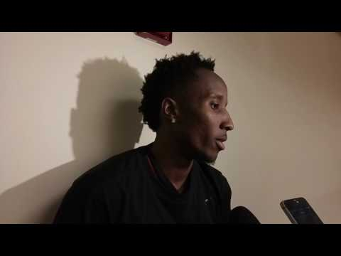 UNLV guard Kris Clyburn on loss at Fresno State