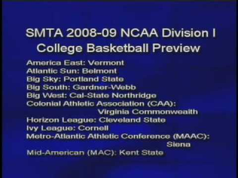 So Much to Talk About: 2008-09 NCAA Basketball Preview-Pt. 8 of 9