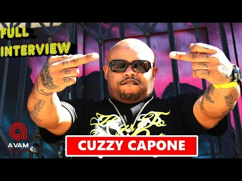 Cuzzy Capone Talks About Growing Up On Slauson Ave, Black Same, Nip The Great & More Full Interview