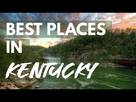 10 Best Travel Destinations in Kentucky USA