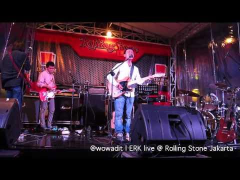 Efek Rumah Kaca - Hilang (Live @ Rolling Stone Cafe, Jakarta)