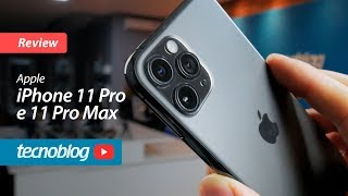 iPhone 11 Pro e Pro Max - Review Tecnoblog